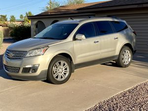 2013 Chevy Traverse, FWD, 7 Passenger Seating for Sale in Tempe, AZ