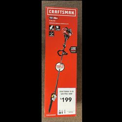 Craftsman 10 Inch Pole Saw (BRAND NEW) for Sale in Rocky River,  OH
