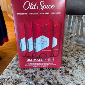 4 Count Old Spice Deodorant for Sale in High Point, NC