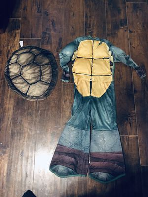 Ninja turtle costume for Sale in South Roxana, IL