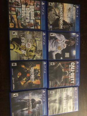 Ps4 Games for Sale in National City, CA
