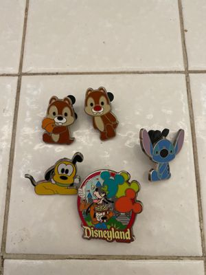 Disney pins for Sale in Chandler, AZ