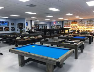 Pool Table - Arcade Games - Pinball - Theater Seating - & More for Sale in Odessa, FL