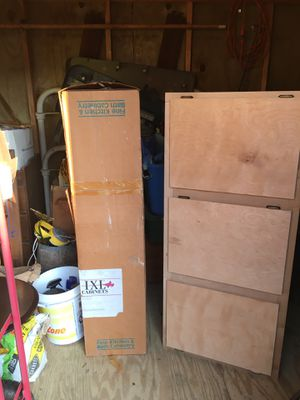 IXL brand Birch cabinets for Sale in Memphis, TN