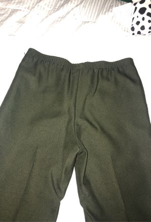 olive green dress pants for Sale in San Jose, CA