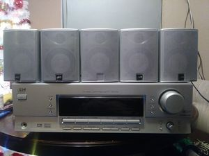JVC Home Theatre surround sound receiver for Sale in Portland, OR