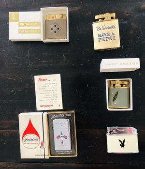 Collectible Vintage Zippos for Sale in Poway, CA
