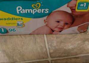 Pamper size 1 for Sale in DeBary, FL