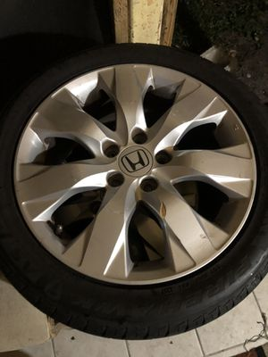 4 Honda factory rims with tire for Sale in Plantation, FL