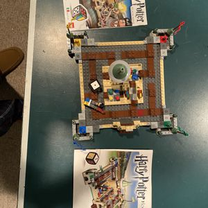Harry Potter Lego Game With Instructions for Sale in Kennett Square, PA