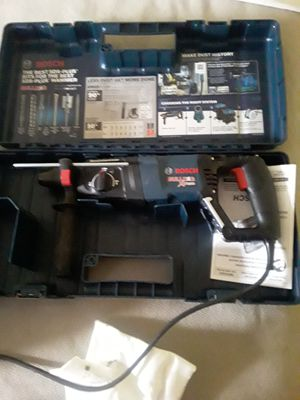 Bosch hammer drill for Sale in Columbus, OH