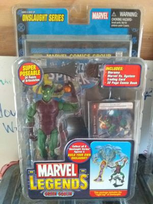 Marvel Legends Green Goblin for Sale in San Antonio, TX