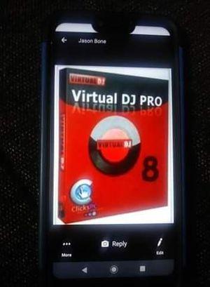 Virtual DJ Pro 8 for Sale in Dallas, TX