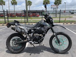 2018 Kawasaki KLX 250 Dual Sport Motorcycle for Sale in Largo, FL