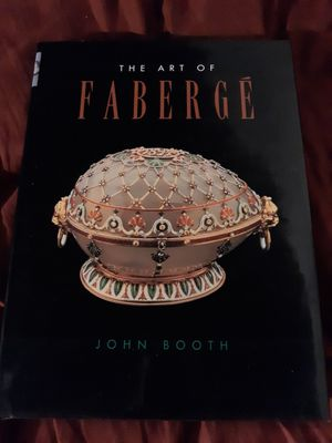 The Art Of Faberge book for Sale in St. Louis, MO