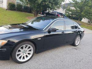 2006 BMW 750Li. Rebuilt Engine for Sale in East Point, GA