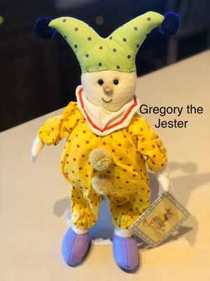 Mary Engelbreit Gregory the Jester Collectible Plush Toy for Sale in Phoenix, AZ