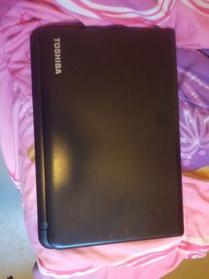 toshiba quad-core laptop for Sale in Plainfield, IL