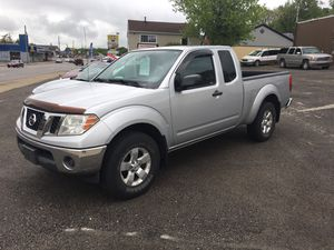 2010 Nissan Frontier 4x4, 104,000 miles, $9,995.00 for Sale in Girard, OH
