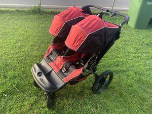 Baby jogger double stroller for Sale in Honolulu, HI