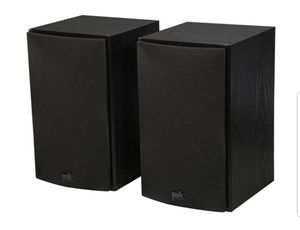 Polk Audio Bookshelf Speakers (new) for Sale in West Chester, PA