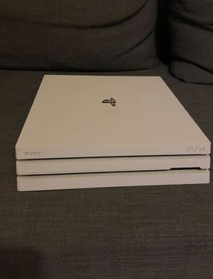 PlayStation 4Pro 1Tb for Sale in Washington, DC