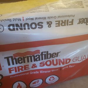Insulation Fire And Sound Proof for Sale in Magalia, CA