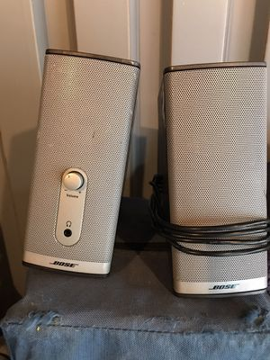 BOSE twin Speakers for Sale in Alexandria, VA