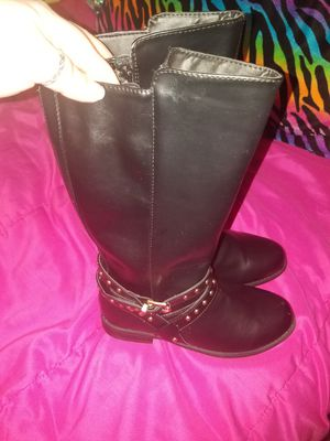 Girls boots size 3 brand new for Sale in Buffalo, NY