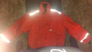 Lifejacket Flotation Jacket Bomber Style Survival Coat for Sale in Kennewick, WA