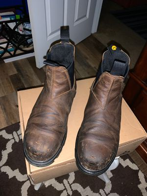 Wolverine work boots SIZE 9 for Sale in Tacoma, WA