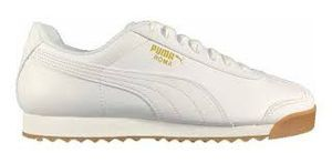 PUMA ROMA MENS WHITE SIZES 8.5,9,9.5 for Sale in Lakewood, CA