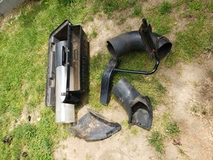 Free riding lawnmower lawn mower attachments for Sale in Portland, OR