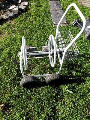 Hoseb reel on wheels heavy duty for Sale in Center, MO