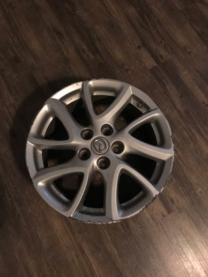 Mazdaspeed 3 oem rims 5x114.3 17x7 for Sale in Germantown, MD