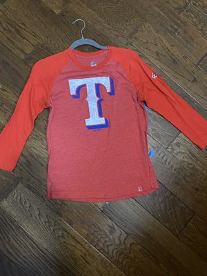 Women's Texas Rangers Baseball Tee for Sale in Flower Mound, TX