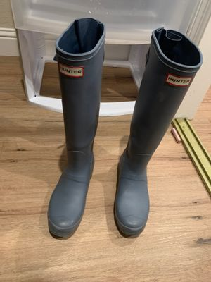 Hunter rain boots for Sale in San Jose, CA