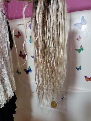 Wig human hair for Sale in Wichita, KS