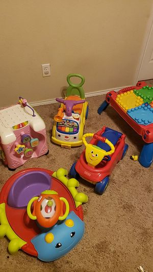 Kids Toddler Play Toys for Sale in Fort Worth, TX