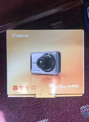 Canon digital camera for Sale in Annapolis, MD