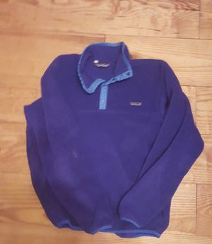 patagonia fleece jacket for Sale in Egg Harbor City, NJ
