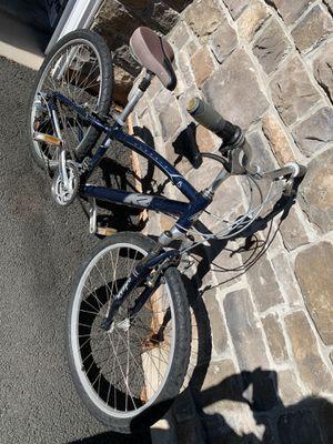 26 inches k2 rosario frant suspension and Seat suspension aluminum bike for Sale in Ashburn, VA