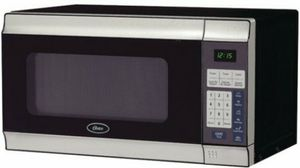 Oster stainless microwave for Sale in Philadelphia, PA