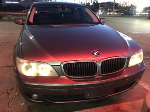 BMW 750i (price negotiable) for Sale in Lexington, KY
