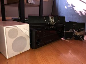 5.1 A/V audio system for Sale in Durham, NC