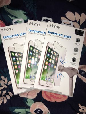 IPhone glass screen protector for Sale in Brockton, MA