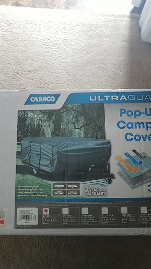 Camco Ultraguard Pop-Up Camper Cover for Sale in Federal Way, WA