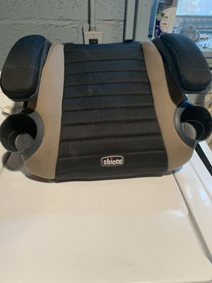 Chico GoFit booster car seat for Sale in Chelsea, MA