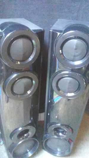 DUEL LG SPEAKER SYSTEM for Sale in Spring Valley, CA