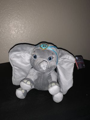 Stuffed Dumbo Disney Collectible for Sale in Marina, CA